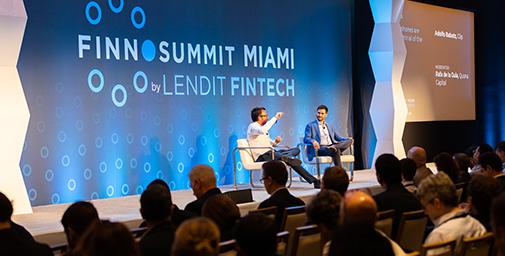Fireside Chat en FINNOSUMMIT en Miami
