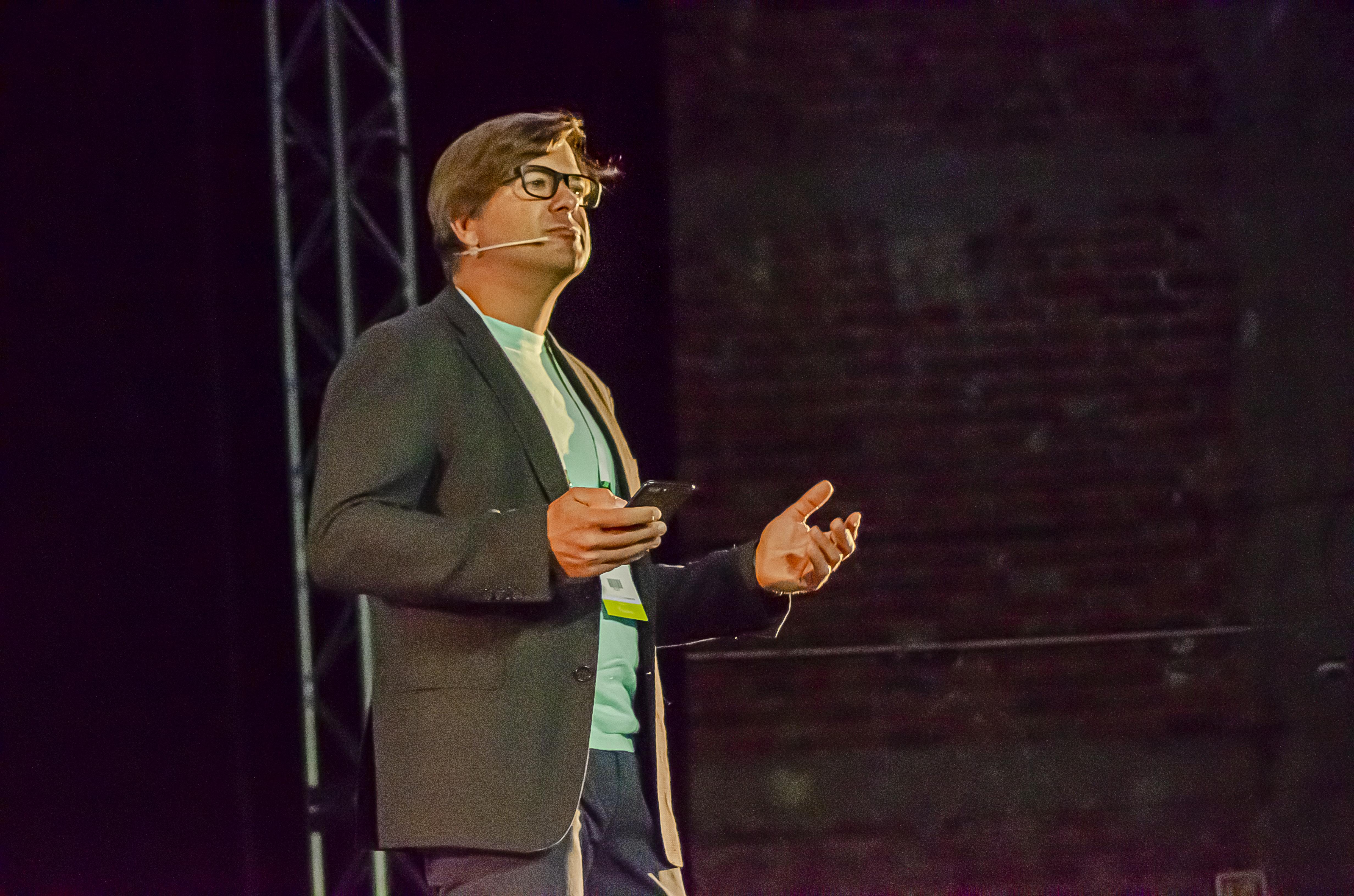 Fermín Bueno, Co-Founder & Managing Partner of Finnovista