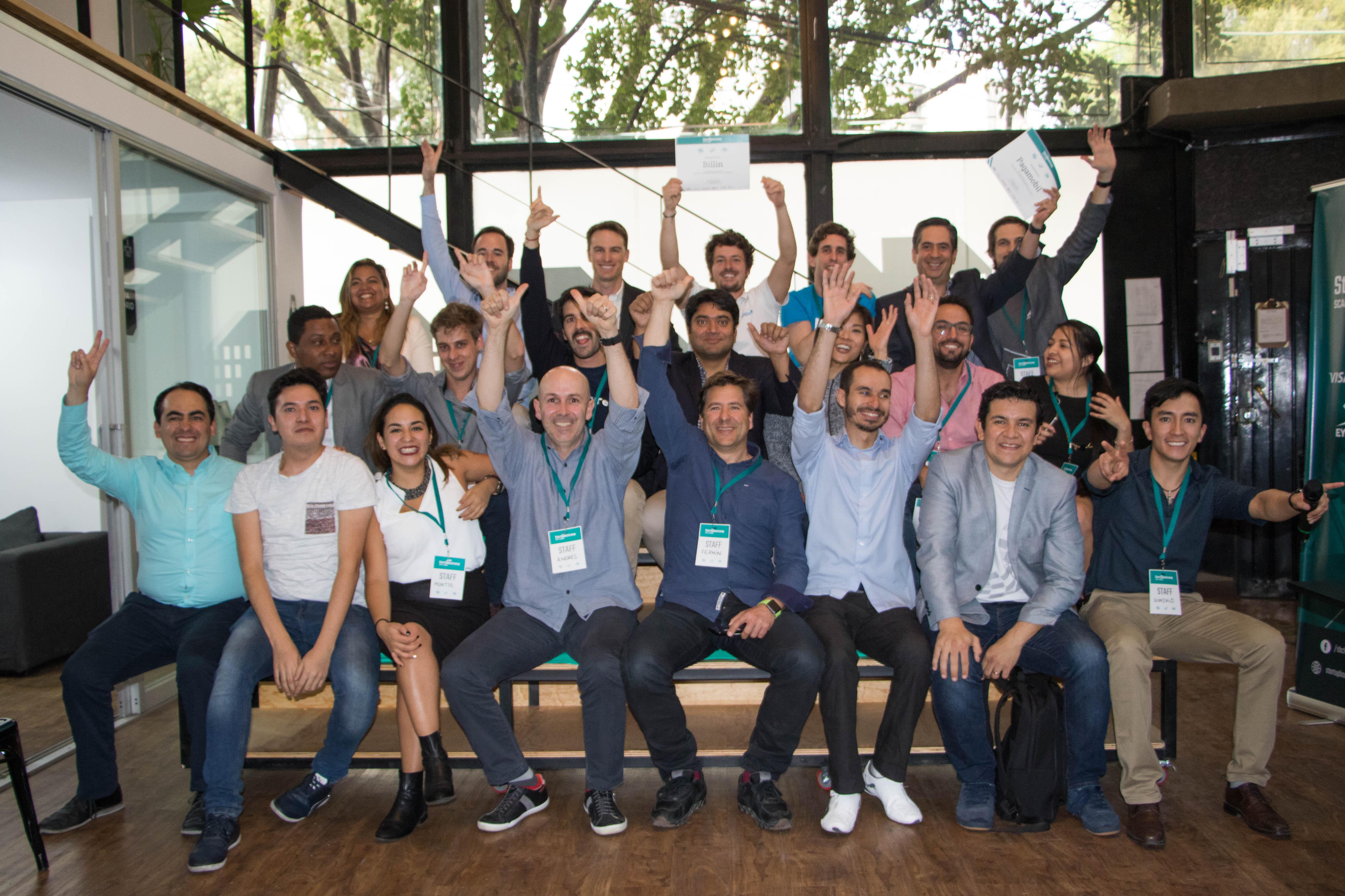 Startupbootcamp Fintech Mexico